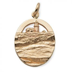 Seguin Island Lighthouse Charm