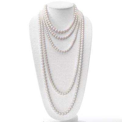 pearl strand lengths