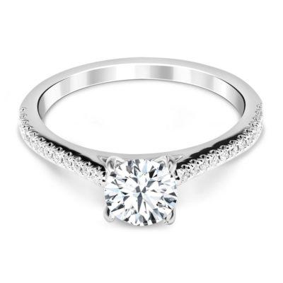 Effie Engagement ring setting