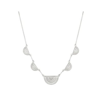 Anna Beck half moon collar necklace