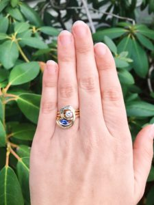 cad ring actual