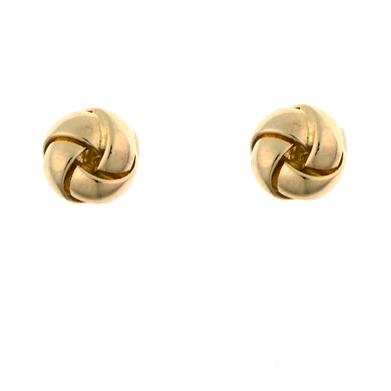 Gold Knot Posts