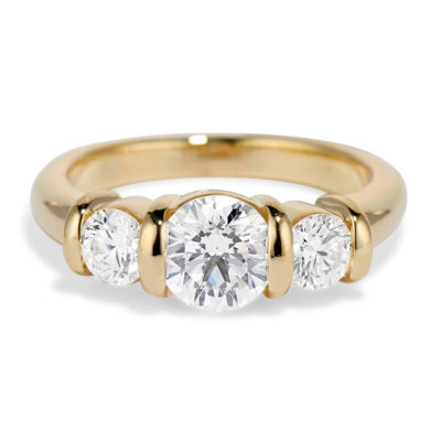Diamond Ridge Ring