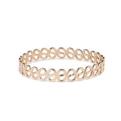 Streamer Bangle bracelet