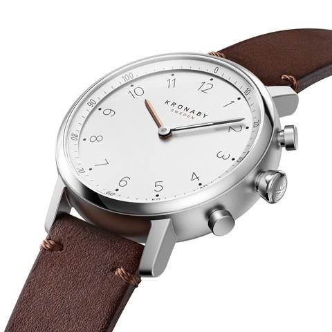 Kronaby Nord - Hybird smartwatch #S0711-1 280020 watch side