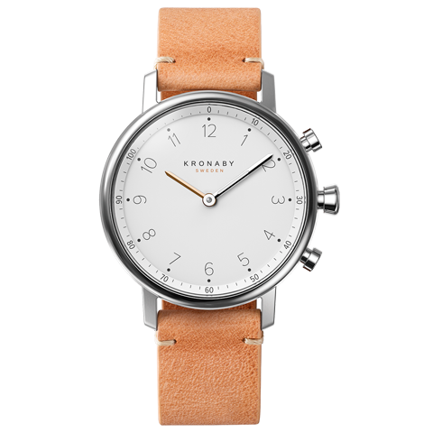 Kronaby Nord - Hybrid smartwatch S0712-1 #280022 watch front