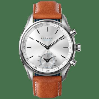 Kronaby Sekel- Hybrid smartwatch - S0713-1- watch - 43mm