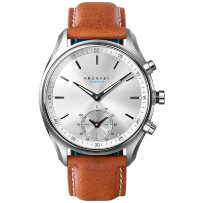 Kronaby Sekel- Hybrid smartwatch - S0713-1- watch - 43mm
