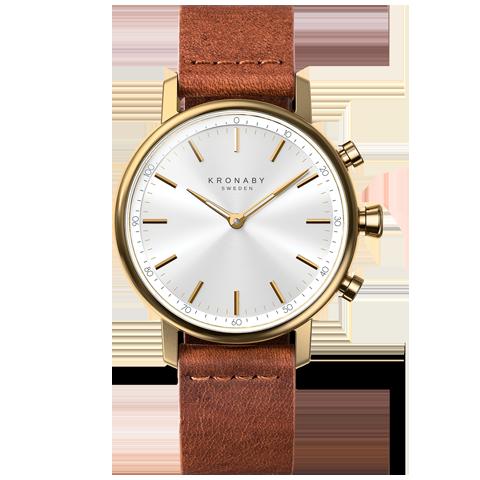 Kronaby Carat - Hybrid smartwatch S0717-1 - watch 280031