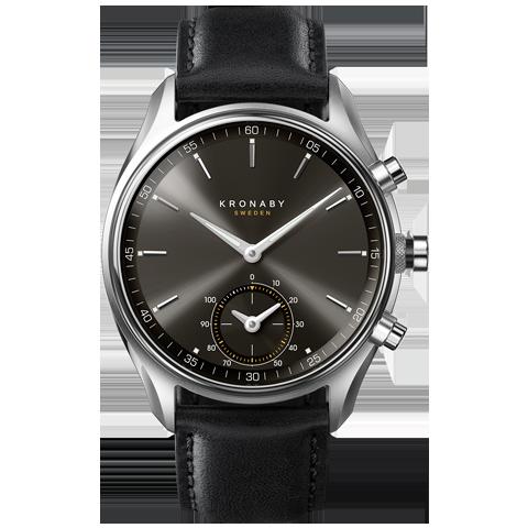Kronaby S0718-1 sekel-43mm Hybrid Smartwatch 280010