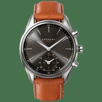 Kronaby Sekel S0719-1 - 43MM, Hybrid smartwatch #280011