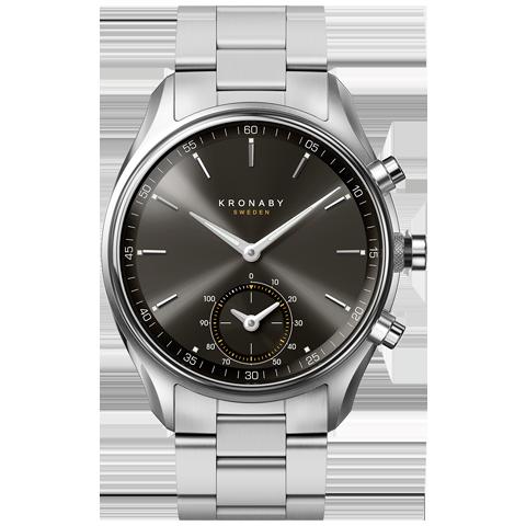 Kronaby S0720-1 sekel-43mm Hybrid smart watch 280009