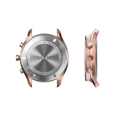 Kronaby Sekel S2746-1- Hybrid smartwatch 280005 case