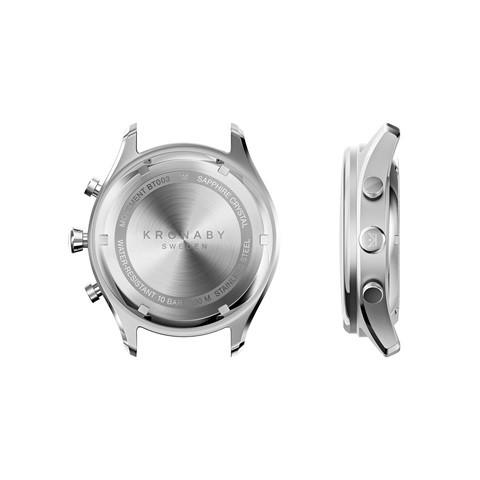 Kronaby Sekel #S3119-1 Hybrid Smartwatch 280015 back-side