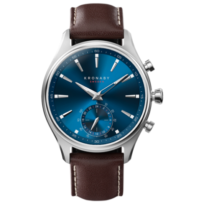 Kronaby Sekel Hybrid Smartwatch