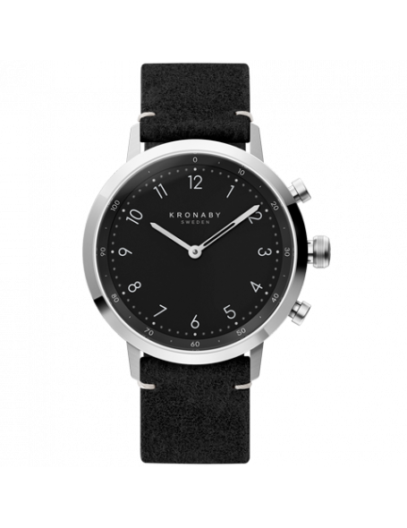 Kronaby Nord - Hybrid smartwatch S3126-1 Smartwatch #280023 watch front
