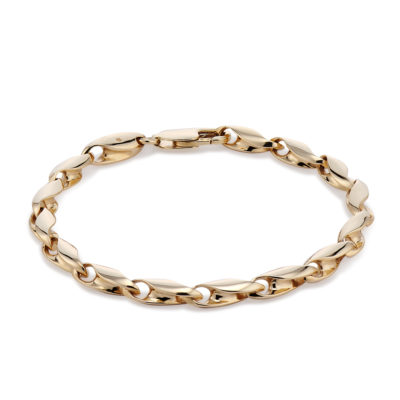 Orchid Chain Bracelet 1