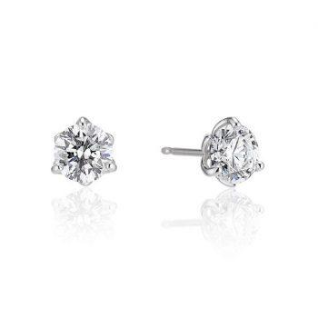 Jubilee diamond stud Earring