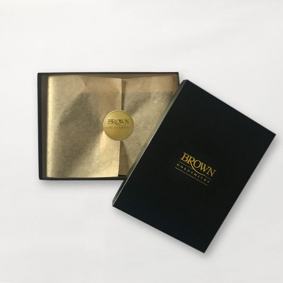 Gift card with box wrapping