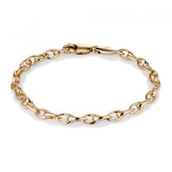teardrop chain bracelet