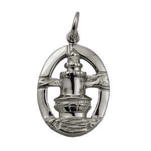 7303 - 264304 - Spring Point Lighthouse Charm