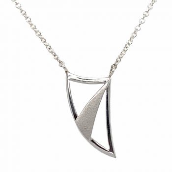 Artemis Olympian Bow Necklace