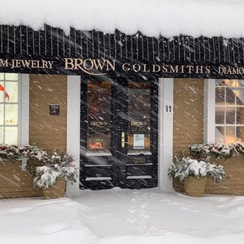 Brown Goldsmiths Nowy Building