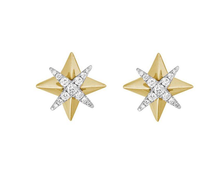201263 - Star Stud Earrings