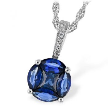 393741 - Blue Sapphire