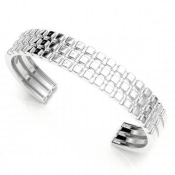 265606 - Silver Ice Cuff