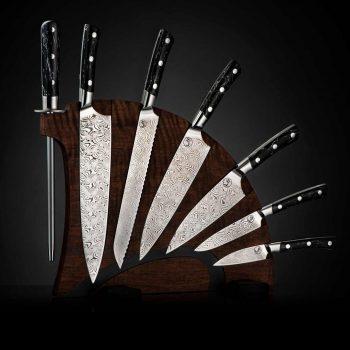 380148 - Culinary Knife Set