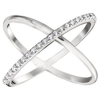 020227 - X Diamond Ring