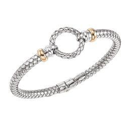 265747 - VHB 1602 - Silver Circle Bangle