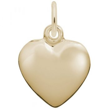 6049 - 241000 - Puffy Heart Charm