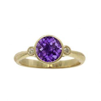 72210-RAM - 170573 - Amethyst Ring